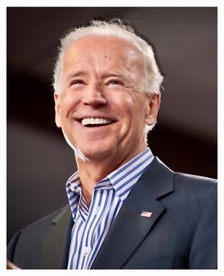Joe Bidem / President U.S.A